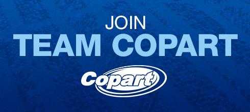Copart Home Page >> Copart Careers